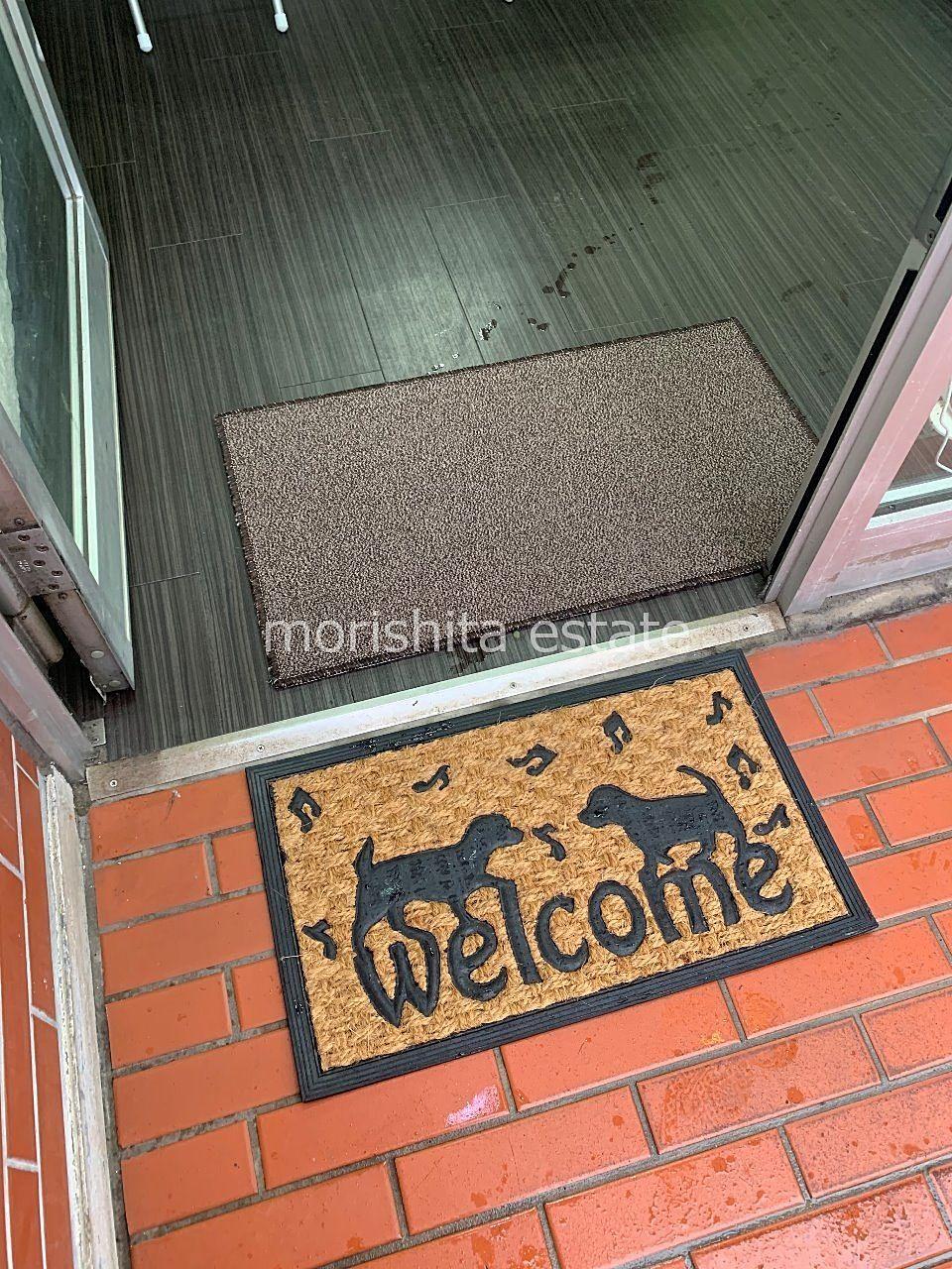 雨 台風 玄関マット たきの家具 お買い得 写真