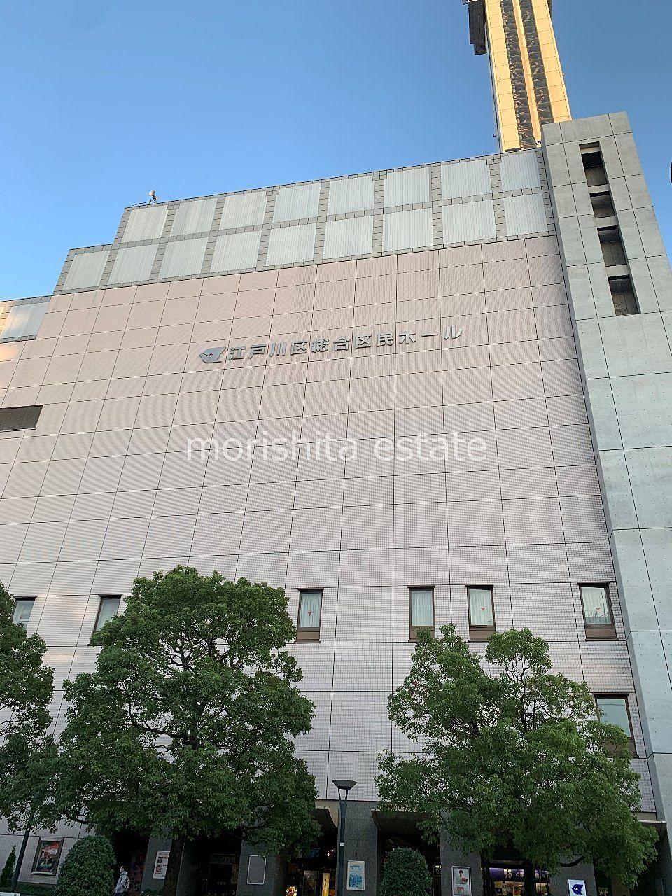 江戸川区総合区民ホール タワーホール船堀 写真