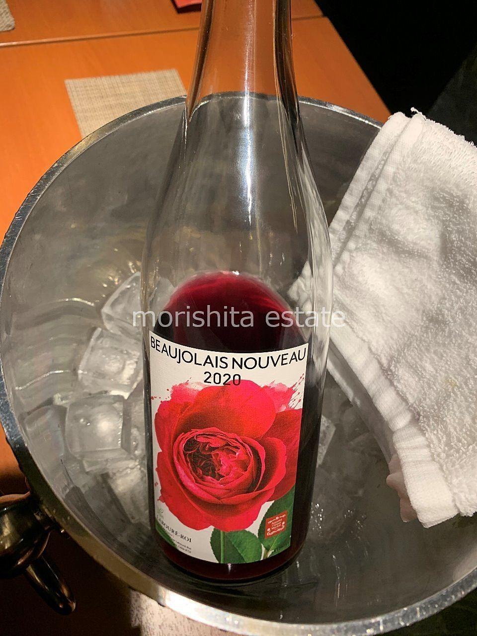 ボジョレーヌーボー 2020 赤ワイン 売り切れ 写真