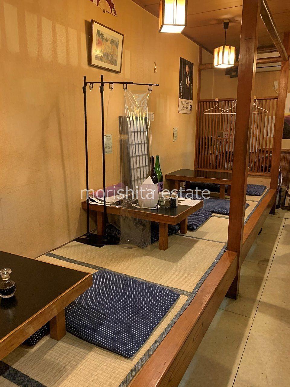 大島 西大島 寿司 リーズナブル 三恵鮨 店内写真