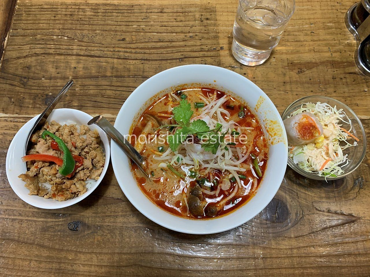 不動産 売買仲介セミナー 緊急事態宣言 コロナ タイ料理