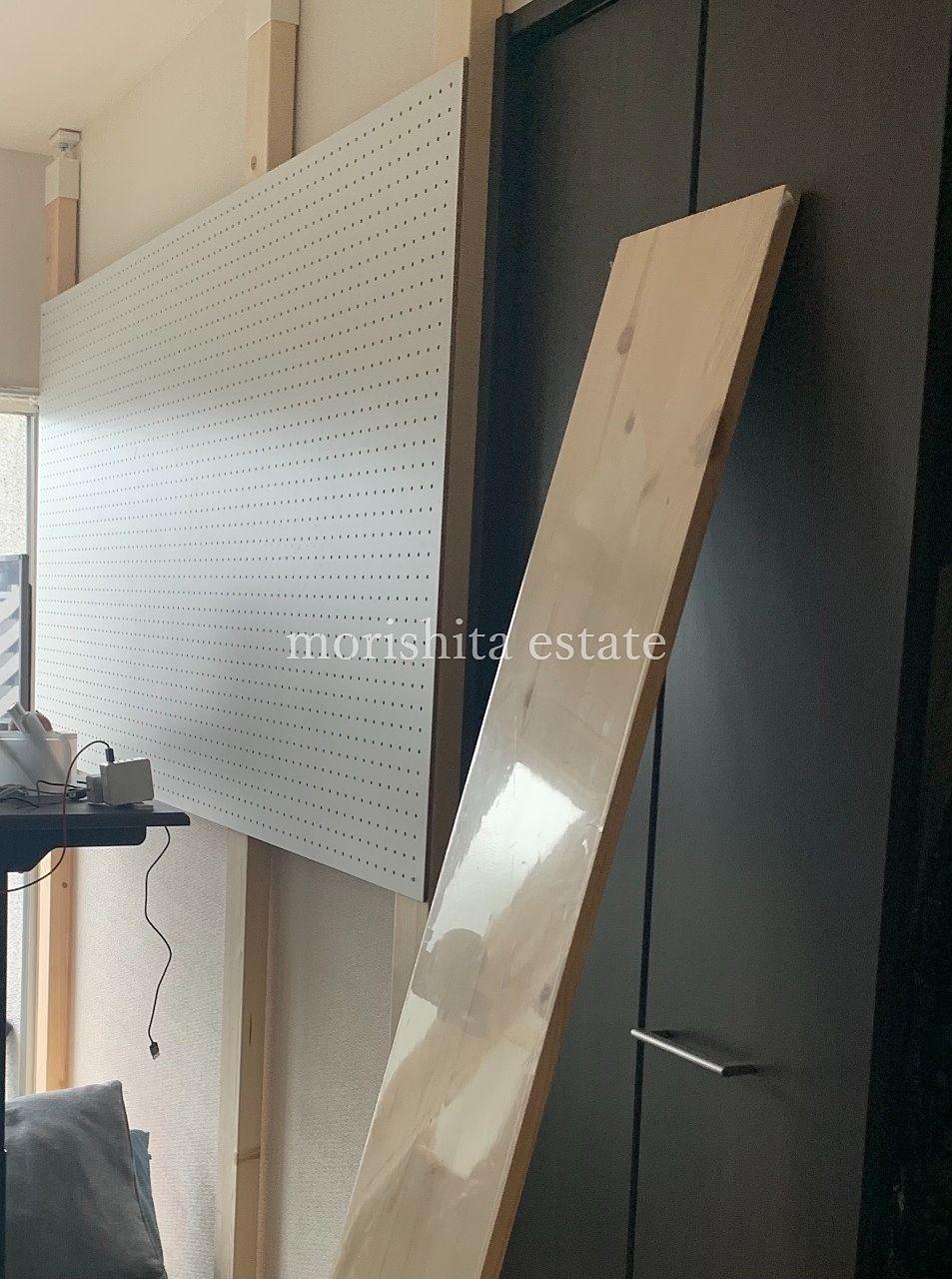 江東区 中古マンション 1DK フルリフォーム 工事 室内写真