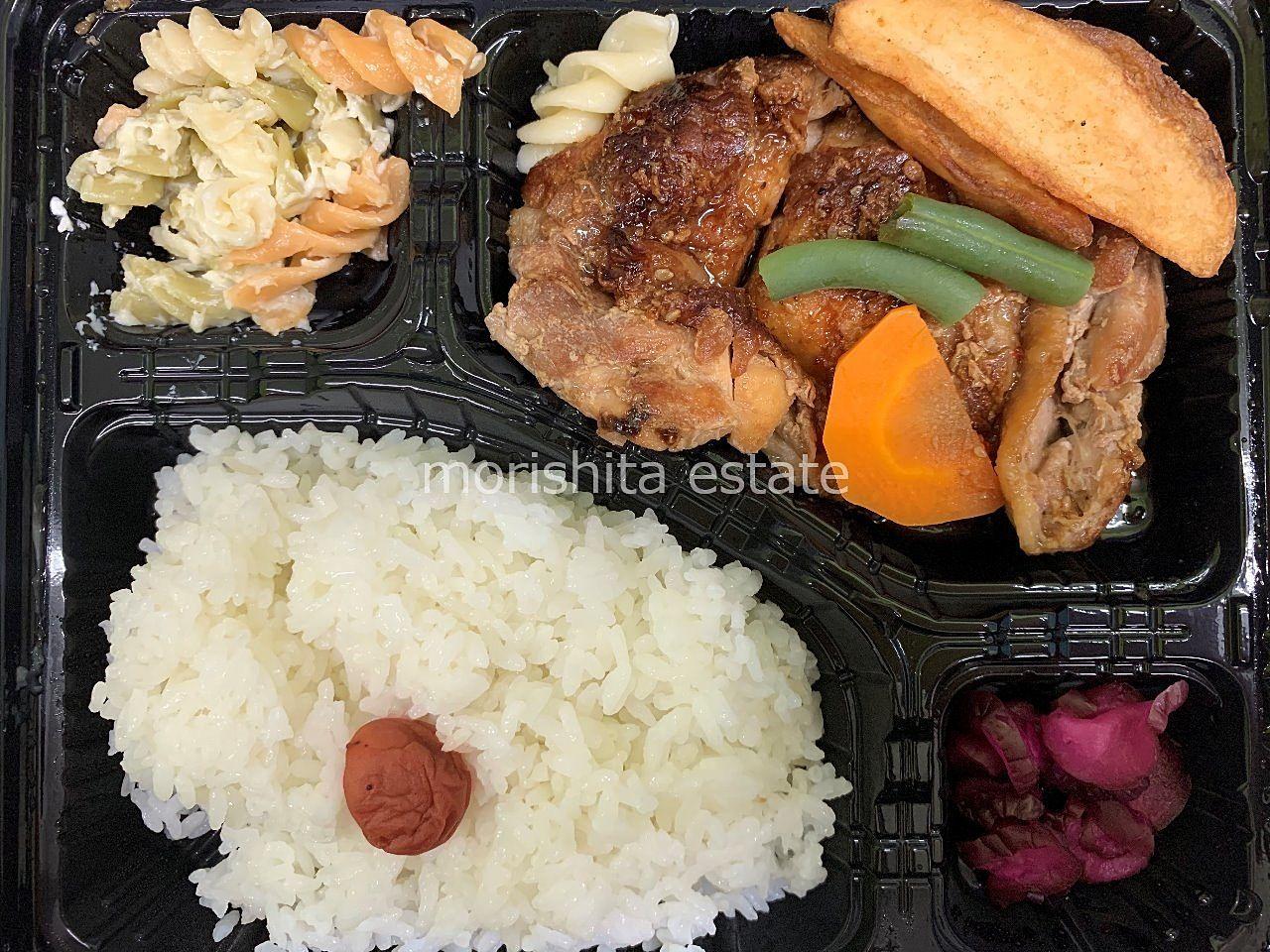 菊川 森下 洋食 お弁当 MRマスタッシュ 写真