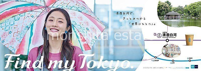 東京メトロ 都営地下鉄 1日乗車券 期間限定 石原さとみ 写真